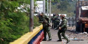 Venezuela-Kolombiya sınırında çatışma: 12 ölü