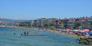 Bursa'nın tüm plajları 'yüzülebilir' çıktı