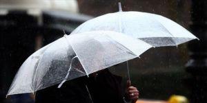 Kocaeli'ye düşen yağış miktarı
