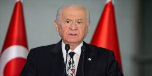 MHP Genel Başkanı Bahçeli: 23 Haziran vatan ve millet sevdasıyla mühürlenmiş cevap olmalıdır
