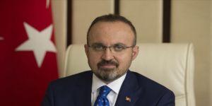 AK Parti Grup Başkanvekili Bülent Turan:: Karar, vicdanları bir nebze de olsa rahatlatacak