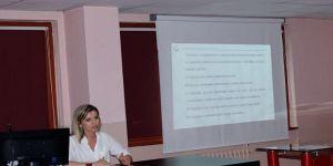 Darıca ADSM'de eğitimler sürüyor