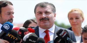Sağlık Bakanı Koca: İstanbul'da bine yakın sağlık personeli nöbetçi olarak çalışmakta