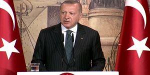 Başkan Erdoğan'dan İBB seçimleriyle ilgili flaş açıklama