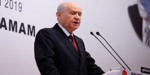 Devlet Bahçeli, İstanbul seçim sonuçlarına ilişkin yazılı açıklama yaptı