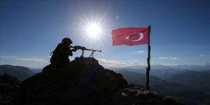 Bugün düzenlenen operasyonlarda 6 terörist etkisiz hale getirildi