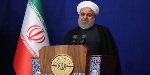 Ruhani'den Trump'a 'siz müzakere peşinde değilsiniz' cevabı