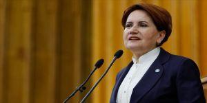 Genel Başkan Meral Akşener: Gerilimin düşürüldüğü bir sükunet dönemi çağrısı yapıyoruz