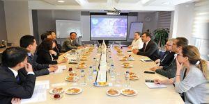 TÜBİTAK ve Çin arasındaki işbirliği güçleniyor