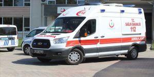 Edirne'de düzensiz göçmenleri taşıyan araç kaza yaptı: Çok sayıda ölü var