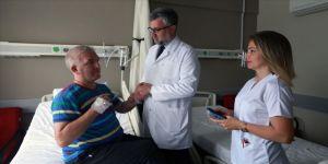 'Beyin pili' uygulaması hastaları yaşama bağlıyor