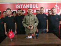 Alperenler, Türkmenlere Destek İçin Suriye'ye Gidiyor