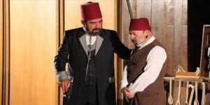 Usta' Kuzey Makedonya'da seyirciyle buluştu