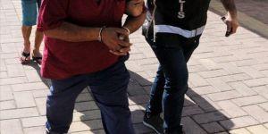 Kombilere dadanan hırsız tutuklandı