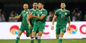 Cezayir avantajı yakaladı
