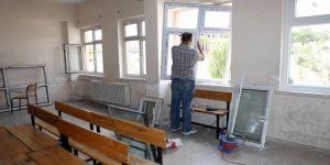 Okullar tadilata giriyor
