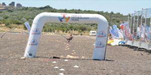 Türkiye Drone Şampiyonası ikinci etabı Ayvacık'ta yapıldı