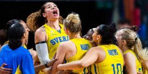 İsveç ve Büyük Britanya çeyrek finalde