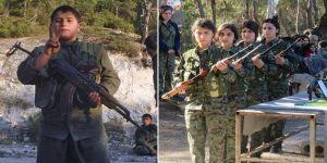 YPG/PKK, BM'deki skandalla çocukları savaştırdığını da kabul etti