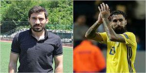 Şener Özbayraklı ve Jimmy Durmaz Galatasaray'da