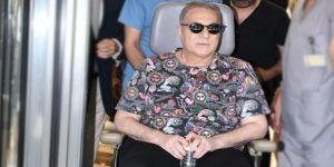 Mehmet Ali Erbil hastane çıkışı oraya gitti