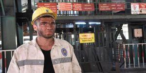 Profesyonel futbolcu maden ocağında çalışmaya başladı