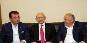 Kılıçdaroğlu ve İmamoğlu Çatalca'da