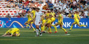 FIFA Kadınlar Dünya Kupasının üçüncüsü İsveç