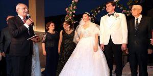 Kılıçdaroğlu, Hatay'da düğüne katıldı