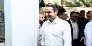 Türkiye'den Miçotakis'e seçim tebriği