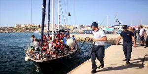 Göçmenleri kurtaran STK'lere İtalya ve Malta engeli