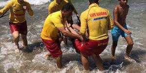 469 kişi boğulmaktan kurtarıldı
