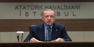 Cumhurbaşkanı Erdoğan: Doğu Akdeniz'deki rahatsız edici sesler yolumuzdan alıkoyamayacak