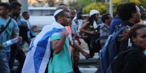 Etiyopya Yahudileri İsrail için ciddi bir iç sorun