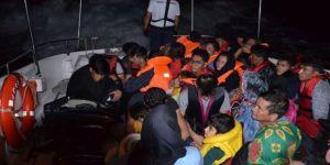 200 göçmen yakalandı