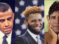 Sosyal medyada Obama'nın saçı geyikleri