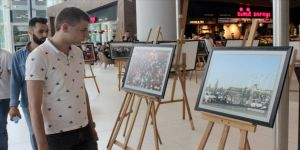 İstanbul Havalimanı'nda '15 Temmuz' fotoğraf sergisi