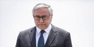 Cumhurbaşkanı Akıncı'dan Anastasiadis'e yeni hidrokarbon önerisi