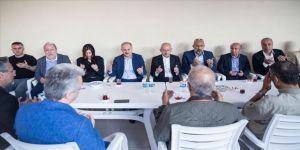 Kılıçdaroğlu'ndan Fırat'ın ailesine taziye ziyareti