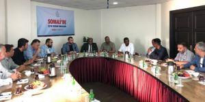 TÜMSİAD üyelerine Somali'de iş fırsatları