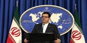 İran Dışişleri Bakanlığı Sözcüsü Musevi: ABD kısıtlamalarının Zarif üzerinde etkisi yok