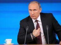Putin'den Düşürülen Uçakla İlgili Açıklama: Sırtımızdan Bıçaklandık