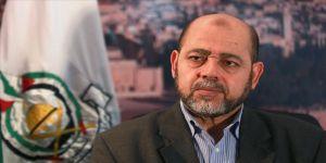 'Hamas ile Suriye rejimi arasında ilişki yok'