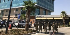 Erbil'deki saldırıya kınama