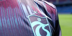 Trabzonspor'un 'keşan' motifli formasına büyük ilgi