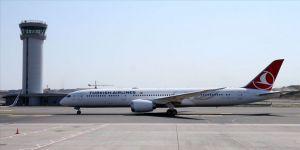 THY'nin üçüncü 'rüya uçağı' İstanbul'da