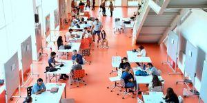 GTÜ'den aday öğrencilere tanıtım hizmeti