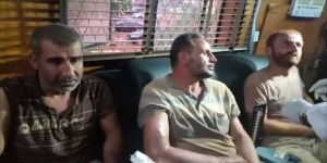 Kurtarılan 4 Türk vatandaşı Abuja Büyükelçiliğine getirildi
