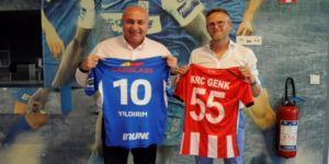 Genk ile Yılport Samsunspor arasında akademi iş birliği