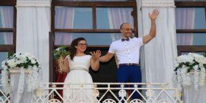 İspanyol damada Türk usulü düğün